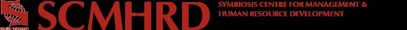 SCMHRD Pune logo