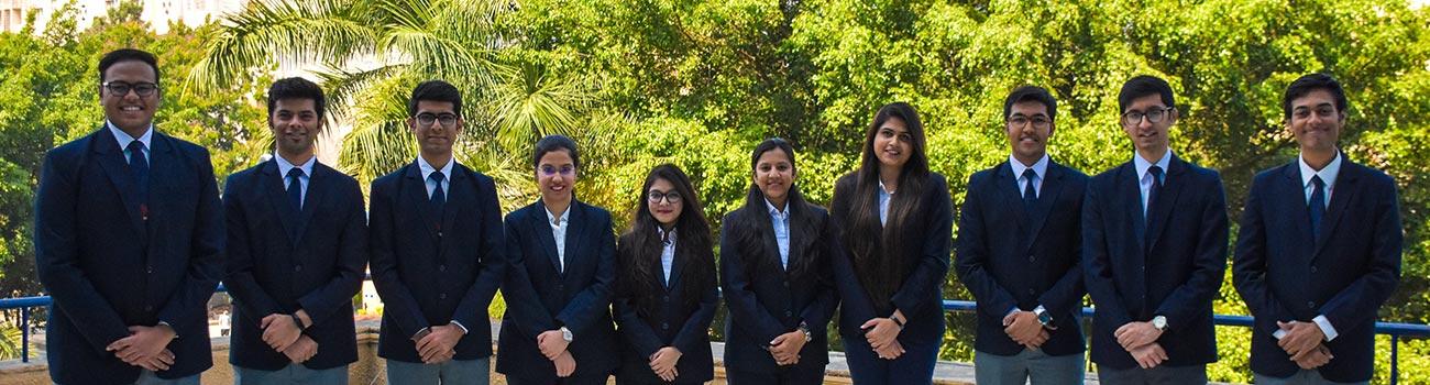 SCMHRD admission team