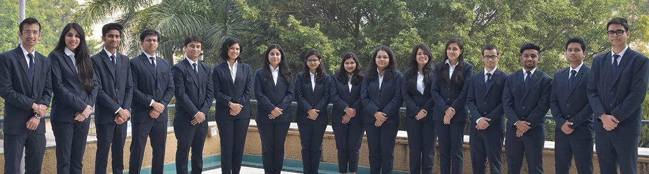 SCMHRD alumni relations