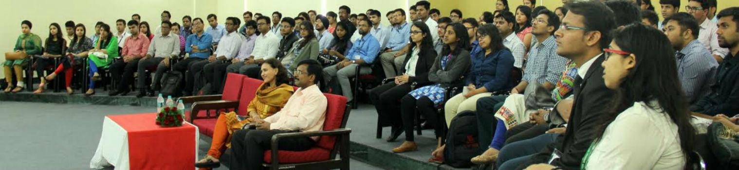 SCMHRD seminar