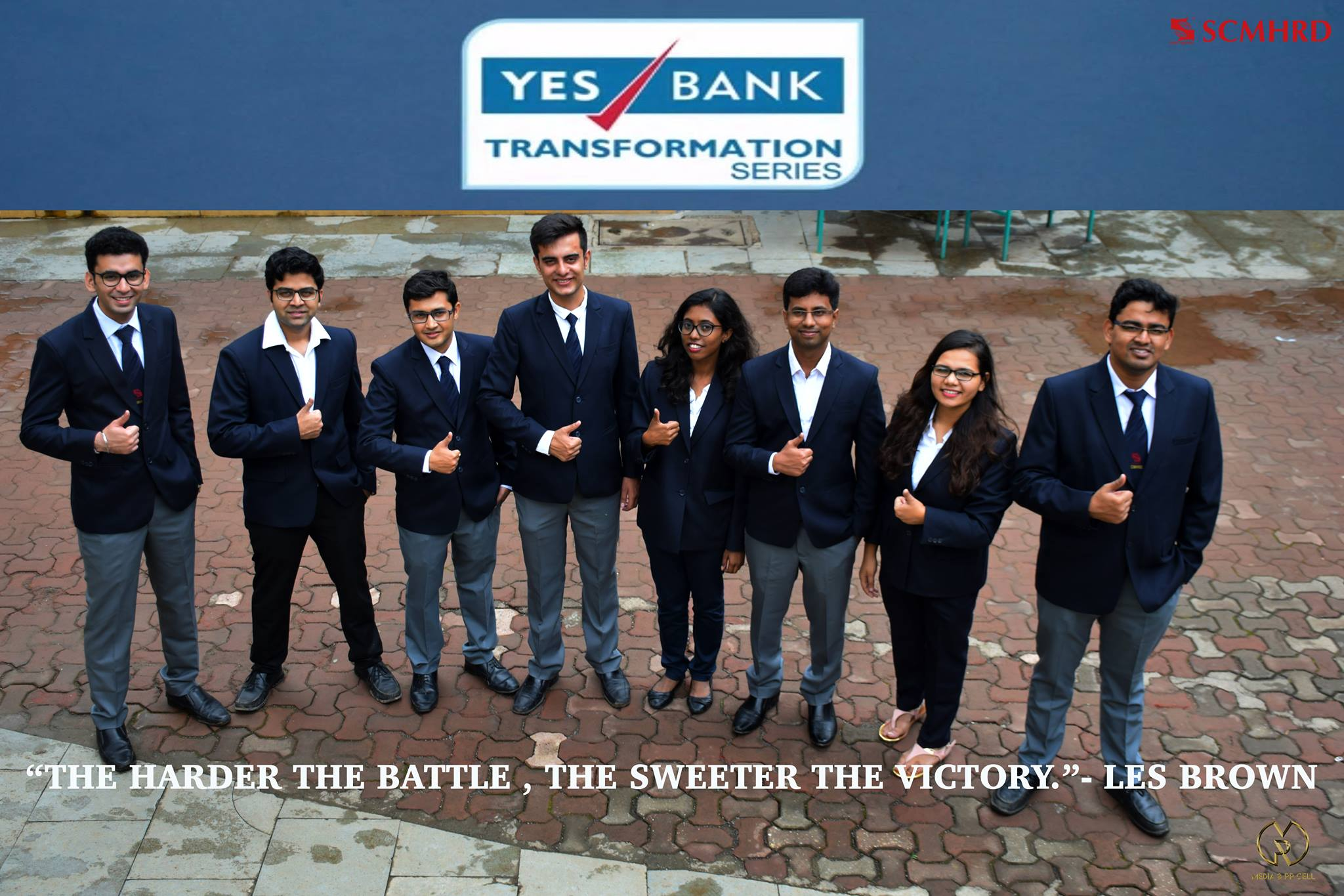 yes bank transformation series