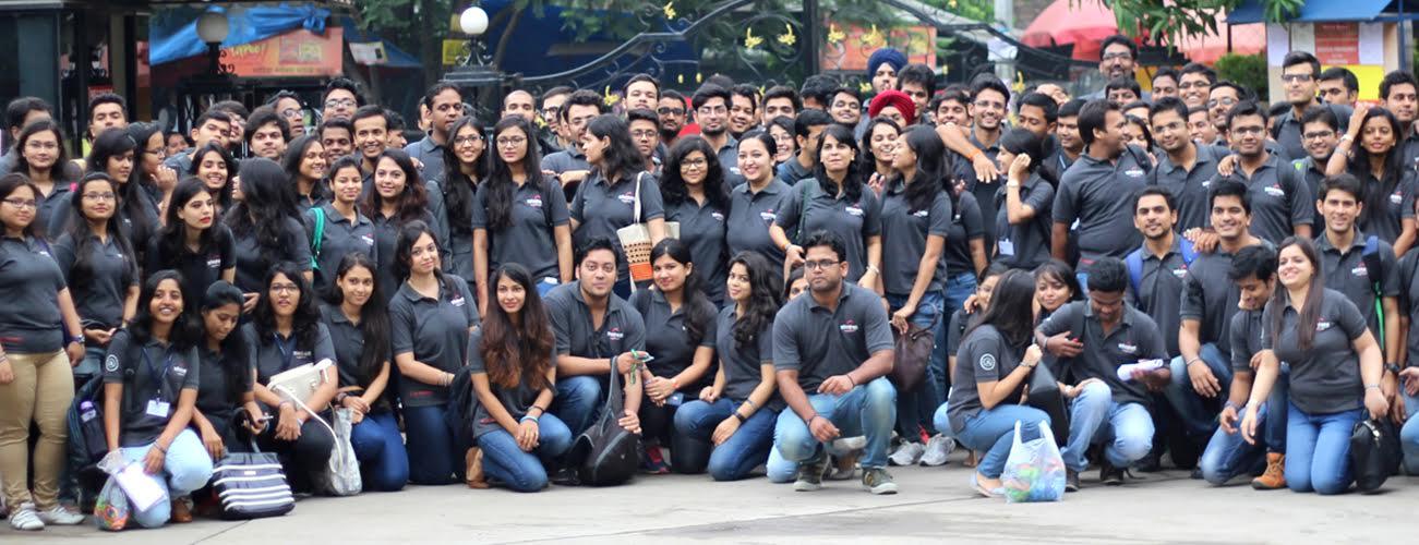 Students at Campus